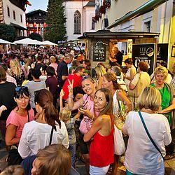 Sommernacht St.Wolfgang