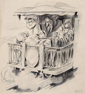 (c)Archiv Stahl - Pacific Railways (Alfred Gerstenbrand)